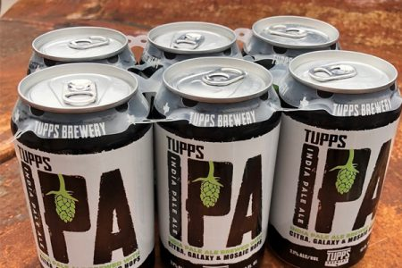WaveGrip G1 streamlines manufacturing for Tupps Brewery